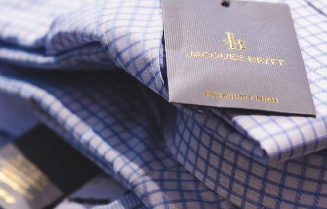 Jacques Britt Hemden