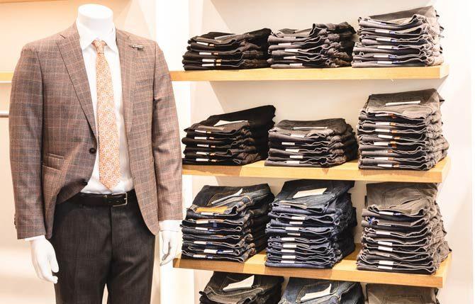 Baldessarini Anzug und Hosen