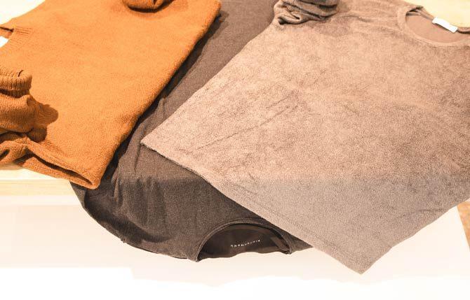 Leichte Sweater von Kiefermann in Herbstfarben